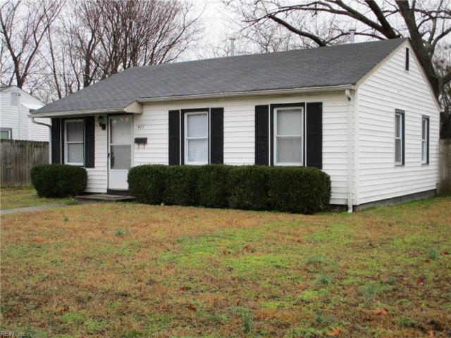 427 Cedar Dr, Hampton, VA 23669 (MLS #10239209) :: AtCoastal Realty