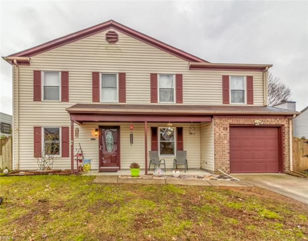 28 Harrogate Ln, Hampton, VA 23666 (MLS #10239609) :: AtCoastal Realty