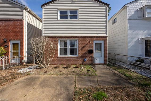 1603 Seaboard Ave, Chesapeake, VA 23324 (#10239640) :: Berkshire Hathaway HomeServices Towne Realty
