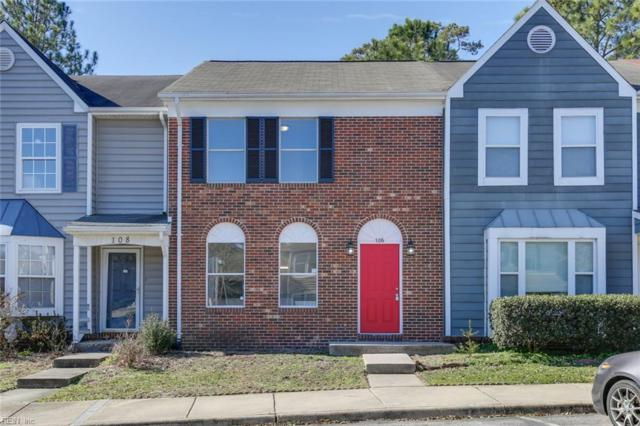 106 Whitewater Dr, Newport News, VA 23608 (#10239834) :: Berkshire Hathaway HomeServices Towne Realty