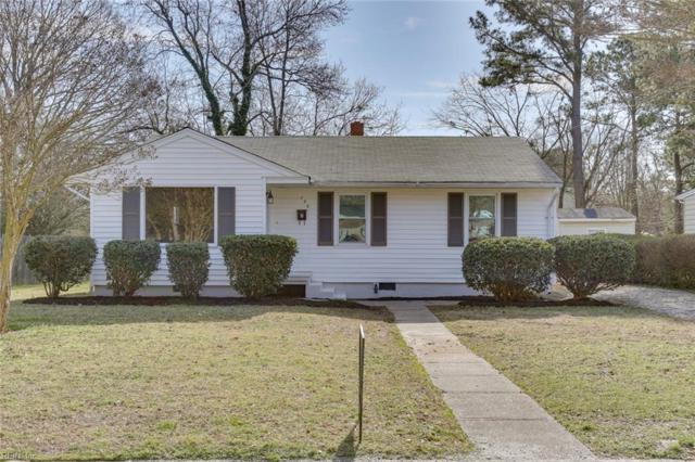708 Woodfin Rd, Newport News, VA 23605 (#10239916) :: Abbitt Realty Co.