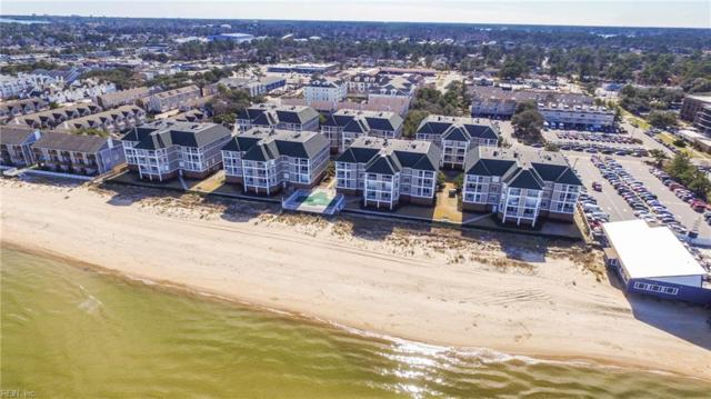 2421 Ocean Shore Cres #403, Virginia Beach, VA 23451 (#10240325) :: Abbitt Realty Co.
