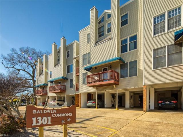 1301 Hampton Blvd #208, Norfolk, VA 23507 (#10241557) :: 757 Realty & 804 Homes