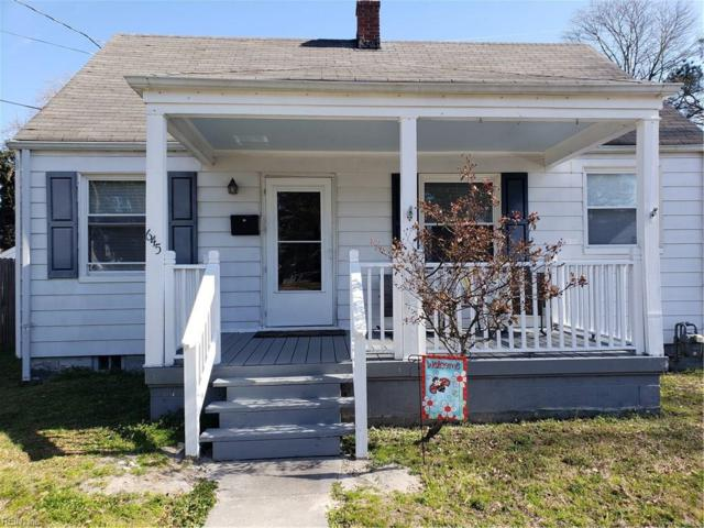 645 Surry St, Portsmouth, VA 23707 (#10241606) :: The Kris Weaver Real Estate Team