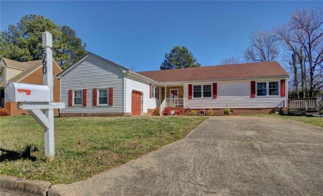560 Sterling Rd, Virginia Beach, VA 23464 (MLS #10243476) :: Chantel Ray Real Estate