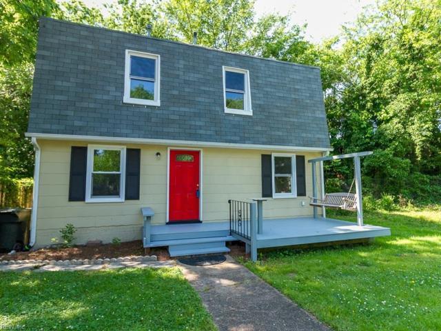 424 Colbert Ave, Hampton, VA 23669 (#10244433) :: Abbitt Realty Co.