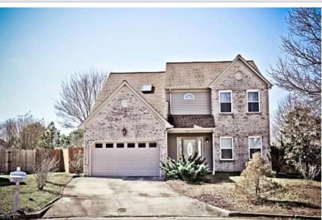 3809 Creekwood Ct, Virginia Beach, VA 23456 (#10244637) :: The Kris Weaver Real Estate Team