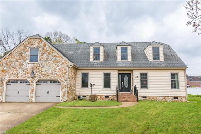 413 Pleasant Point Dr, Norfolk, VA 23502 (#10244809) :: Momentum Real Estate