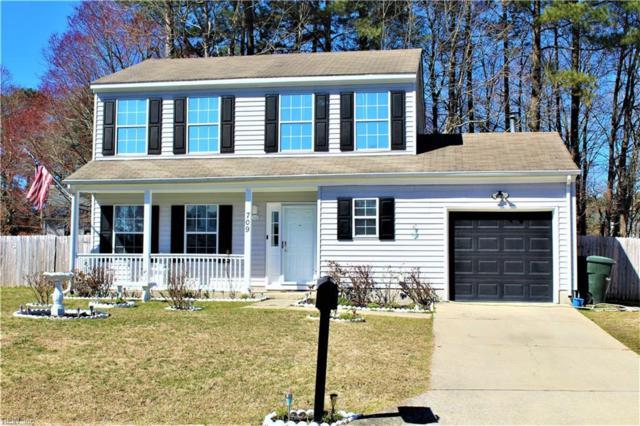 709 Parkside Dr, Newport News, VA 23608 (#10244862) :: The Kris Weaver Real Estate Team