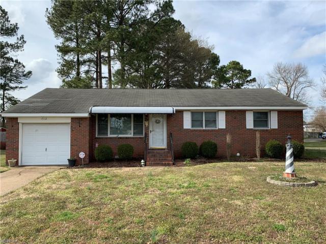 1512 Sherbrooke Rd, Chesapeake, VA 23323 (MLS #10244992) :: Chantel Ray Real Estate