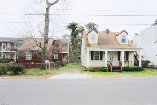 3415 Pleasant  & 3417 Ave, Norfolk, VA 23518 (#10245095) :: The Kris Weaver Real Estate Team