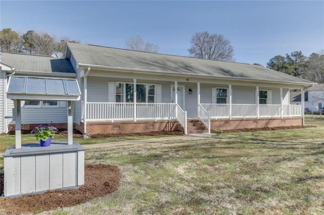 193 Little Florida Rd, Poquoson, VA 23662 (#10245160) :: Berkshire Hathaway HomeServices Towne Realty