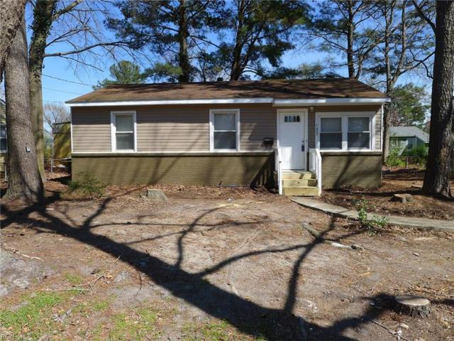 123 Carol Ln, Portsmouth, VA 23701 (MLS #10245339) :: Chantel Ray Real Estate