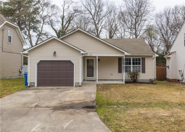 1327 Oleander Ave, Chesapeake, VA 23325 (#10246020) :: Berkshire Hathaway HomeServices Towne Realty