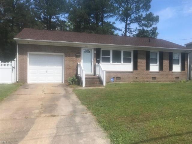 3406 Threechopt Rd, Hampton, VA 23666 (#10246462) :: Abbitt Realty Co.