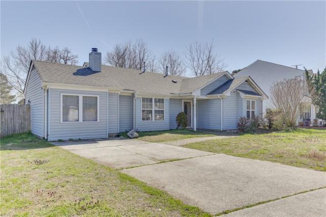 6 Easthill Ct, Hampton, VA 23664 (#10247704) :: Upscale Avenues Realty Group