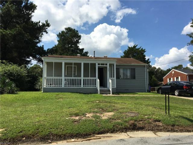 405 S 6th St, Suffolk, VA 23434 (MLS #10247791) :: Chantel Ray Real Estate