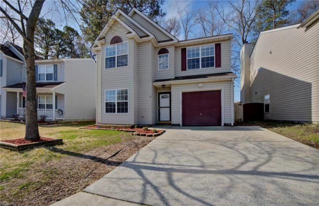 316 Bradmere Loop, Newport News, VA 23608 (MLS #10249284) :: Chantel Ray Real Estate