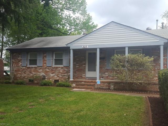 337 Beechmont Dr, Newport News, VA 23608 (#10250099) :: Abbitt Realty Co.