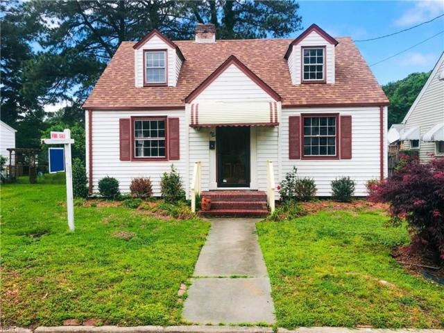110 Idlewood Ave, Portsmouth, VA 23704 (#10250167) :: Momentum Real Estate