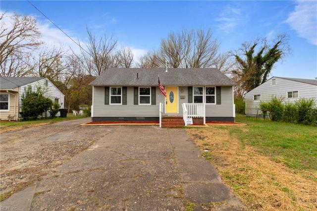 136 E Weaver Rd, Hampton, VA 23666 (#10250562) :: Berkshire Hathaway HomeServices Towne Realty