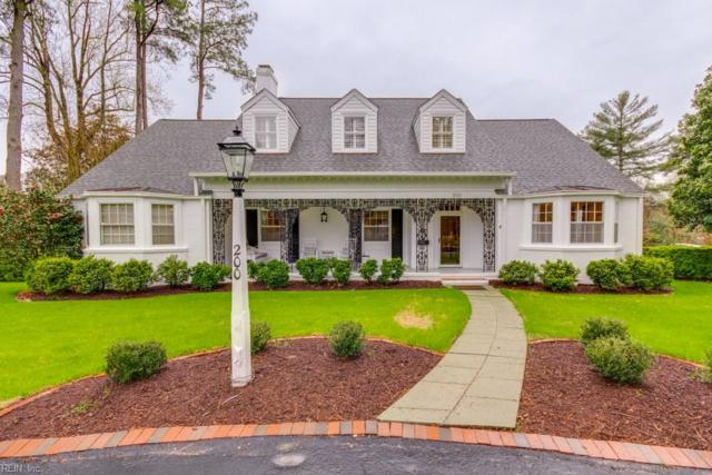 200 Indian Springs Rd, Williamsburg, VA 23185 (#10250755) :: RE/MAX Central Realty