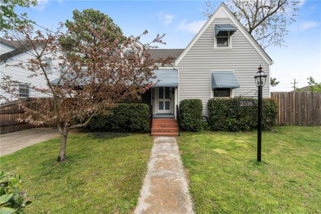 2516 Grandy Ave, Norfolk, VA 23509 (MLS #10251288) :: Chantel Ray Real Estate