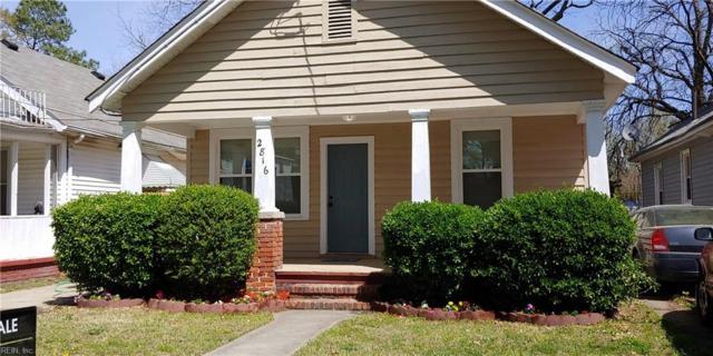 2816 Victoria Ave, Norfolk, VA 23504 (#10251953) :: Abbitt Realty Co.