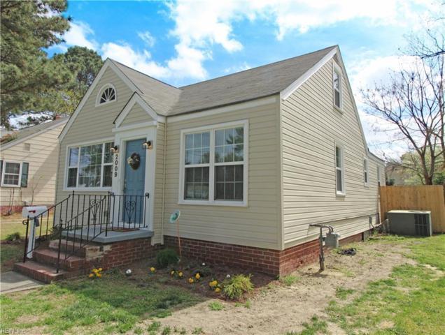 2009 Wyoming Ave, Portsmouth, VA 23701 (MLS #10252814) :: AtCoastal Realty