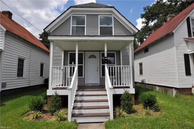 35 Manly St, Portsmouth, VA 23702 (#10253191) :: RE/MAX Alliance