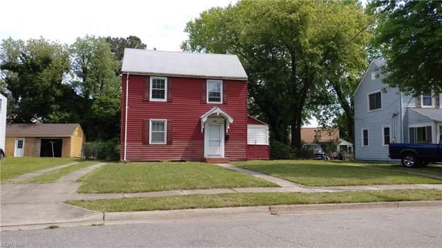 1816 Orcutt Ave, Newport News, VA 23607 (#10253650) :: Kristie Weaver, REALTOR