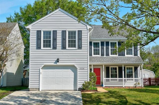 2228 Rock Lake Loop, Virginia Beach, VA 23456 (#10253716) :: RE/MAX Central Realty