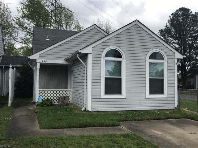 456 Cobblewood Arch, Chesapeake, VA 23320 (MLS #10253799) :: Chantel Ray Real Estate
