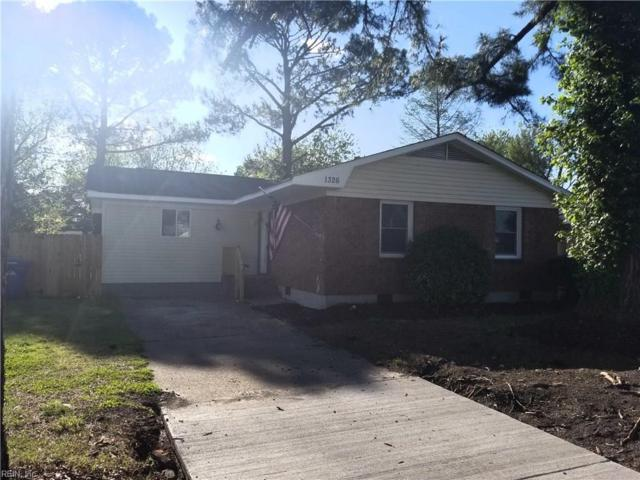 1326 Watson St, Portsmouth, VA 23707 (#10254068) :: Berkshire Hathaway HomeServices Towne Realty
