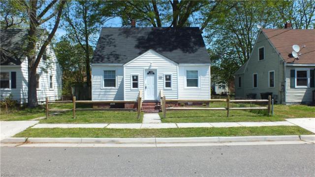 720 Fairland Ave, Hampton, VA 23661 (#10254371) :: Abbitt Realty Co.