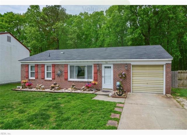 983 Red Oak Cir, Newport News, VA 23608 (MLS #10254812) :: AtCoastal Realty