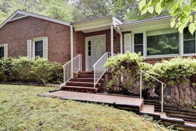 105 Saxon Rd, York County, VA 23185 (#10255042) :: Momentum Real Estate
