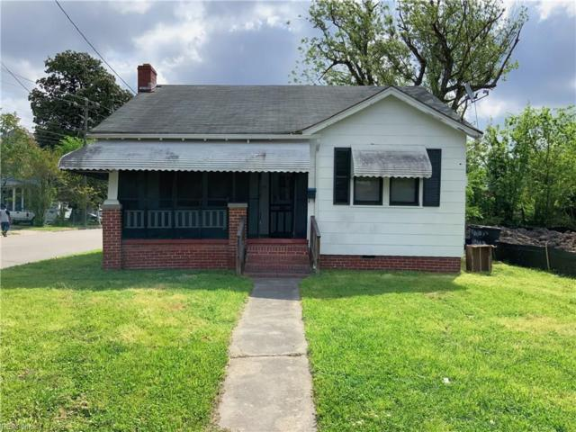 1701 Camden Ave, Portsmouth, VA 23704 (MLS #10255332) :: Chantel Ray Real Estate