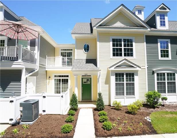 509 Promenade Ln, James City County, VA 23185 (#10255730) :: Abbitt Realty Co.