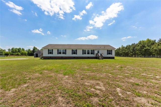 24010 Indian Town Rd, Southampton County, VA 23837 (MLS #10255862) :: Chantel Ray Real Estate