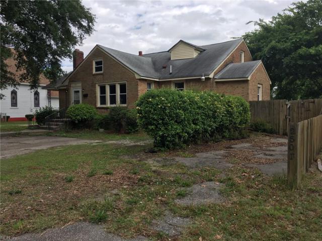 2501 Oak St, Portsmouth, VA 23704 (#10255970) :: Kristie Weaver, REALTOR