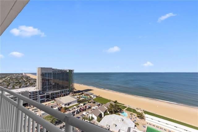 4004 Atlantic Ave #1903, Virginia Beach, VA 23451 (#10256526) :: Rocket Real Estate
