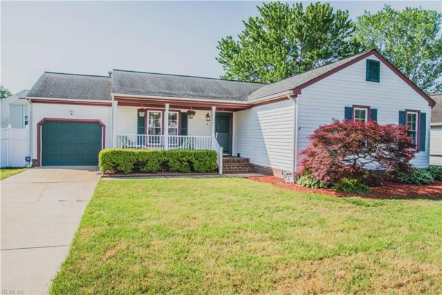 43 Roberts Trce, Hampton, VA 23666 (#10256616) :: Abbitt Realty Co.