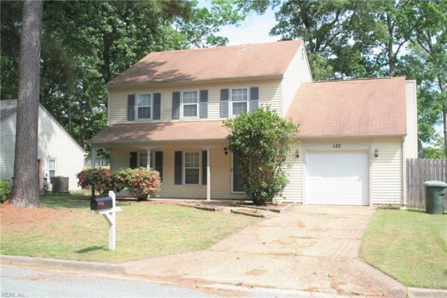 182 Little John Pl, Newport News, VA 23602 (#10256813) :: Abbitt Realty Co.