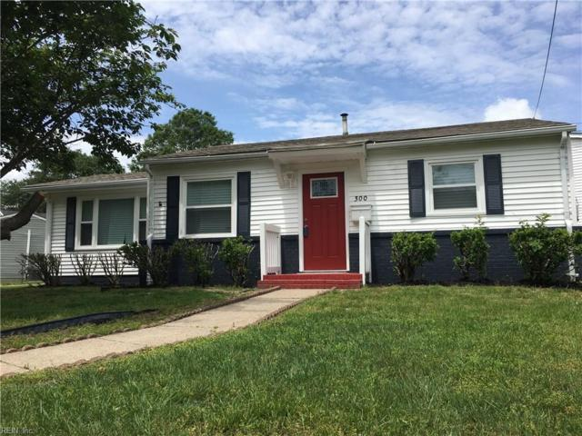 300 Beechdale Rd, Portsmouth, VA 23701 (MLS #10256820) :: AtCoastal Realty