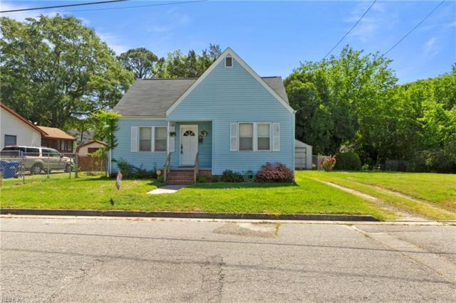 52 Harris Rd, Portsmouth, VA 23702 (#10256942) :: Atkinson Realty