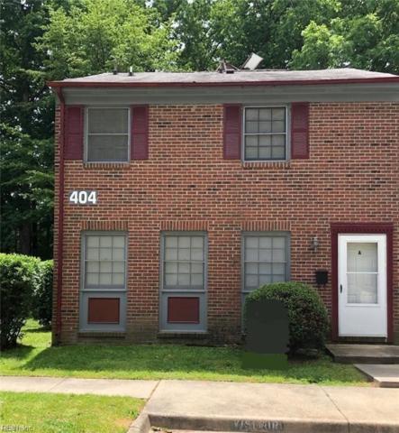 404 Savage Dr A, Newport News, VA 23602 (#10256986) :: Abbitt Realty Co.