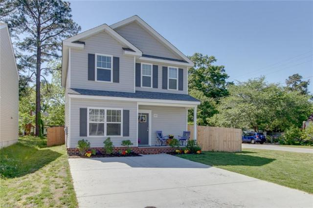 1145 Myrtle Ave, Chesapeake, VA 23325 (MLS #10257156) :: AtCoastal Realty