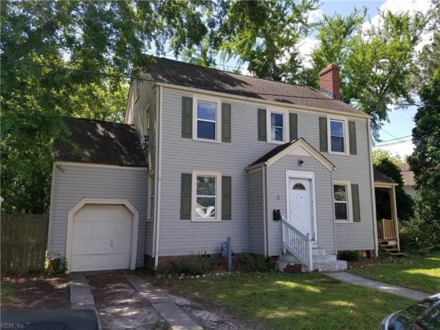 6 Farragut St, Portsmouth, VA 23702 (#10257853) :: Atkinson Realty