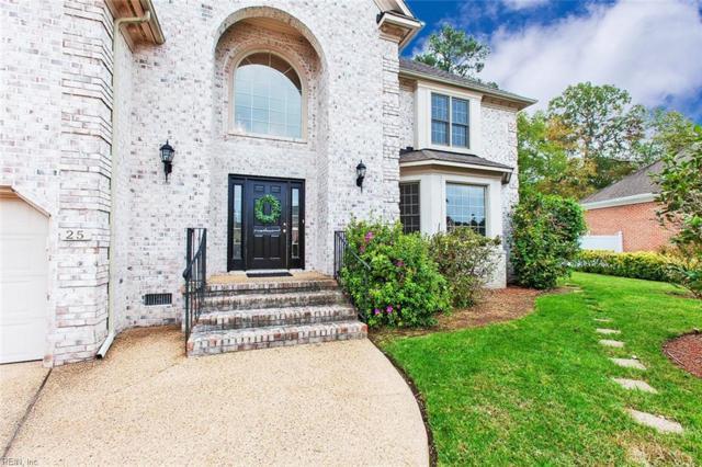 25 Castle Haven Rd, Hampton, VA 23666 (#10259045) :: Abbitt Realty Co.
